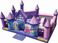Disney Princess Palace (Toddler Unit)