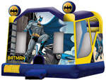 Extra Large Batman 4 in 1 Combo Wet/Dry Slide